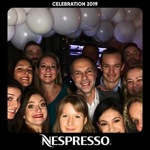Nespresso Celebration 2019