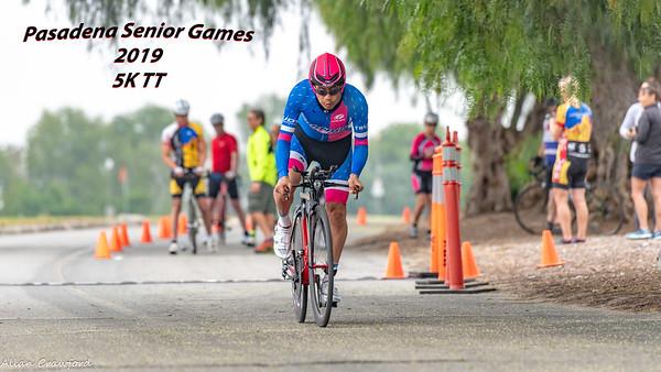 Pasadena Senior Games 5k TT