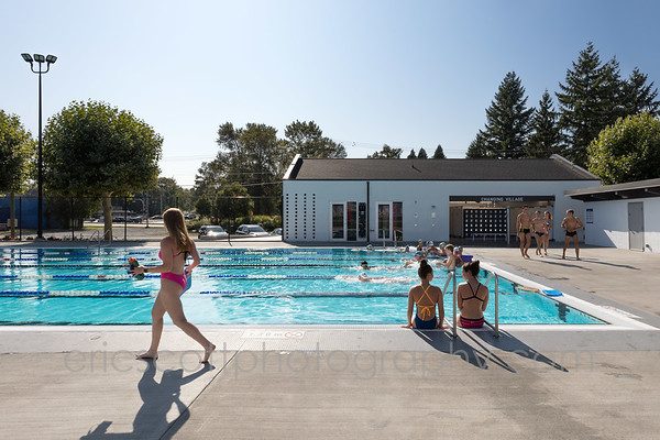 Centennial Outdoor Pool