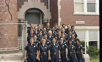 59th Recruit Class appointed May 19, 1980 1