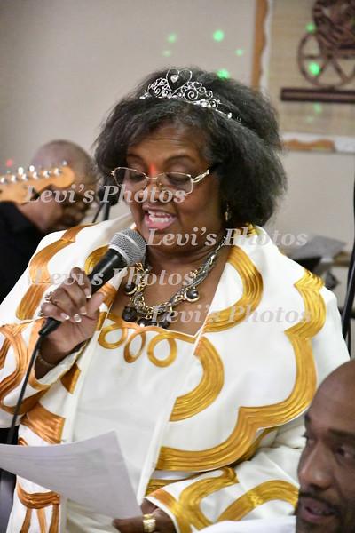 Mary Howard's 70th Birthday Parity