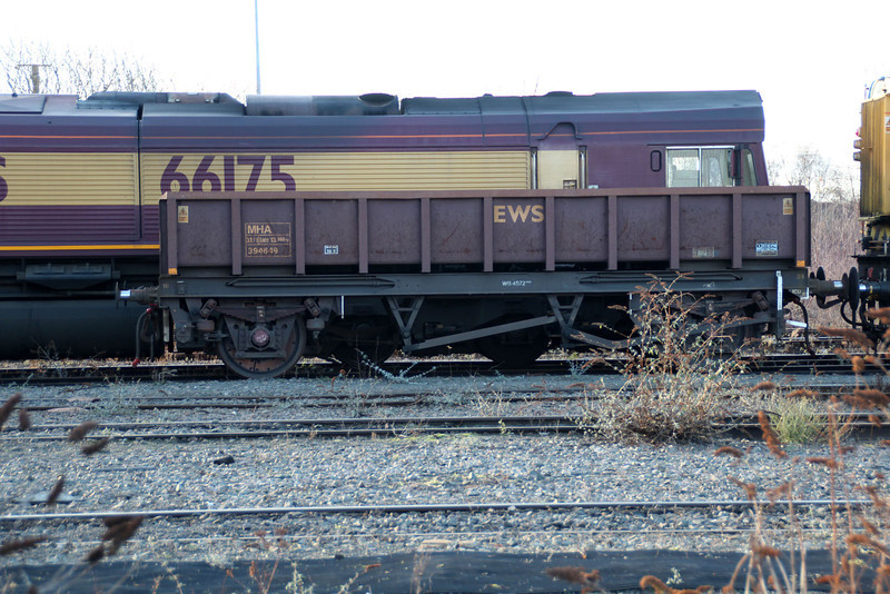 MHA 394649 seen at Doncaster Carr TMD  28/12/13.