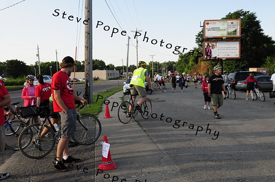 2012 PreRide and Start of Race