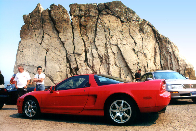 2002 06/10: NSX Prime Canyon Run 2