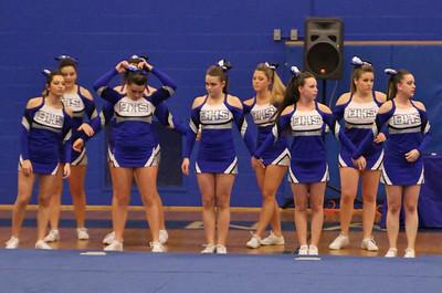 Cheerleaders Competition Nov 5 2014