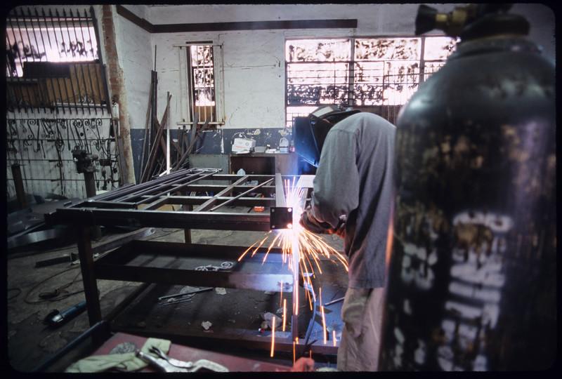 Smart Iron Work, Los Angeles, 2005