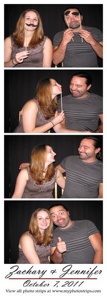 Jennifer & Zachary (10-7-2011)