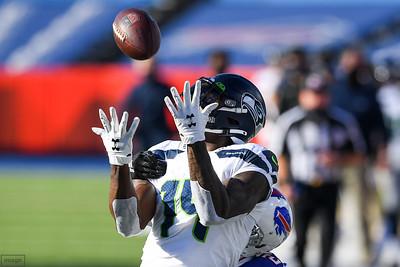 NFL: Seahawks at Bills; 11/8/20