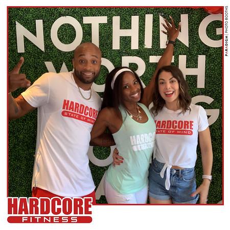Hardcore Fitness Grand Opening - Photos