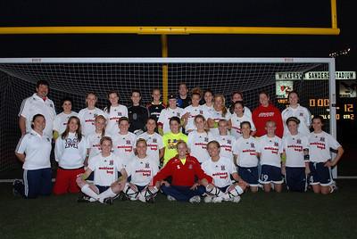 Boyd Soccer Bi-District Game vs MtPleasant