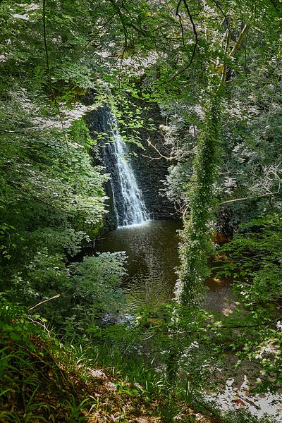 Foss Falls and May Beck