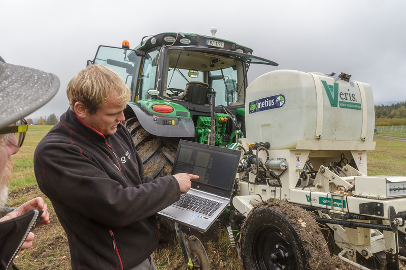 Veris EC Surveyor 3150