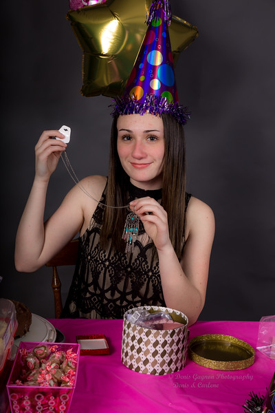 Ninas 17th Birthday 021517