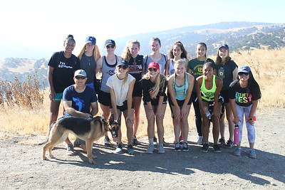 2016-07-16 RAGE 9899 ECNL Hike at Lake Del Valle
