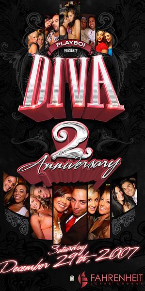 "Playboi Presents ""DIVA"" 2 Year Anni @ Fahrenheit 12.29.07"