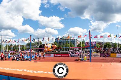 2019-07-18  European Athletics U20 Championships Borås