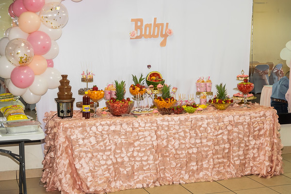 Baby shower 6-20-20