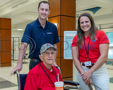 5/23/19 Brookshire Grocery Company 18th Annual WWII Heroes Flight - OUTGOING by Don Spivey