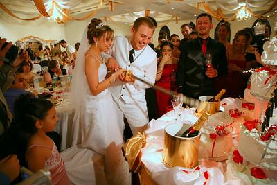 Cake Cut & Reception