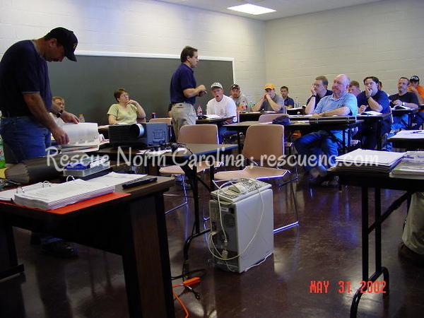 2002 SRT I Courses