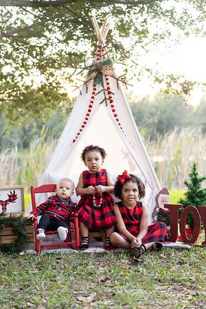Jill & Brian Family 2018