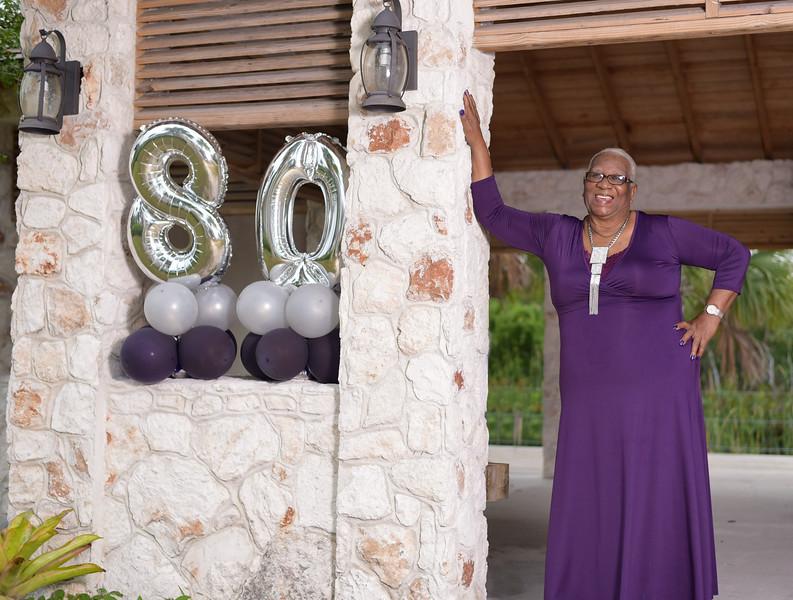 Aunt Shirley 80th Birthday Photoshoot