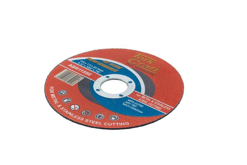 Tork Craft Metal & Stainless Steel Cutting Blade, ABR115SE