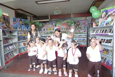 Pre School Nyan-Nyan Dance 2011