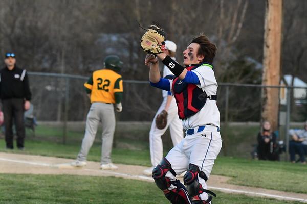 Baseball vs Pius X