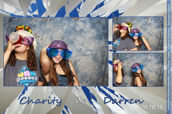 Charity & Darren