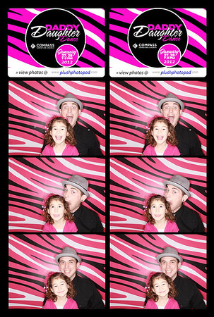 Daddy Daughter Dance 1-28-12