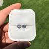 4.08ctw Old European Cut Diamond Pair, GIA I VS2, I SI1 47