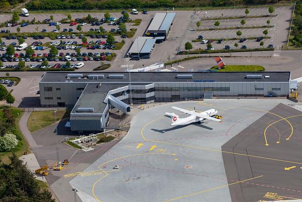 Airports - Denmark