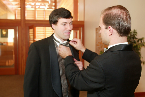 John and Amanda's Wedding - 9/29/02