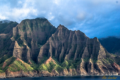 Na Pali Coast  - Rainbows