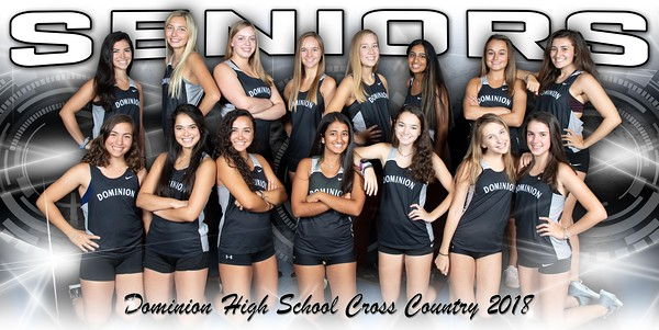 2018 Dominion Cross Country