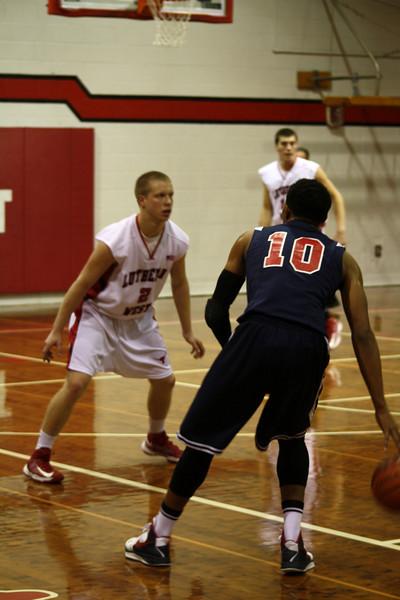 LW Mens Basketball vs. Oberlin 1-18-13 057.JPG