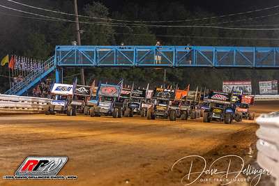 Williams Grove Speedway - 5/17/19 - Dave Dellinger