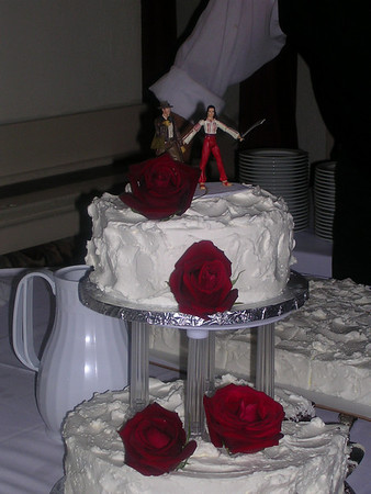 Deborah and Joel's wedding