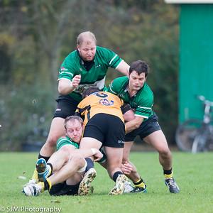 Delft 1 vs Castricum 2 23 November 2014