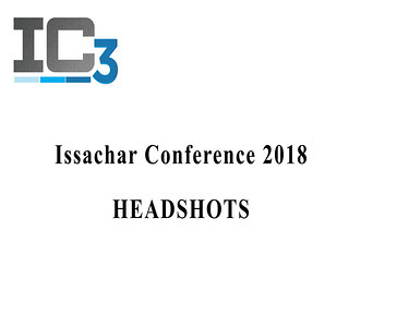 Issachar Conference 2018