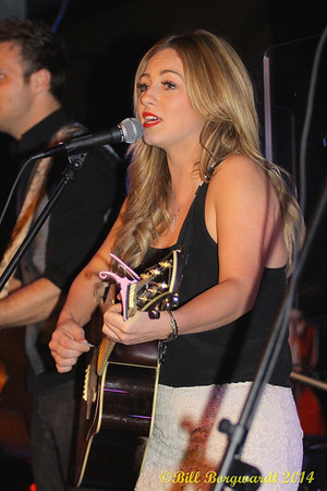 March 12, 2014 - Mandy McMillan at The Dawg House Saloon in Nashville