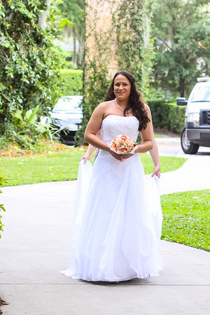 Kraft Azaela Gardens Wedding - 2015