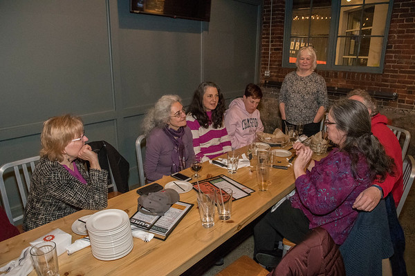Carla's 65th at BeerWorks Lowell
