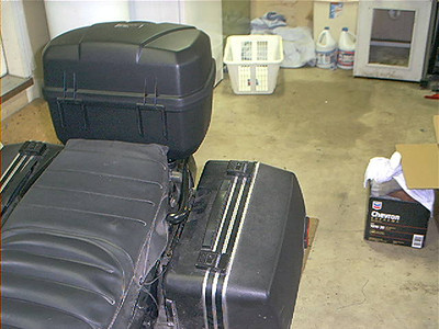 Emgo JCW trunk