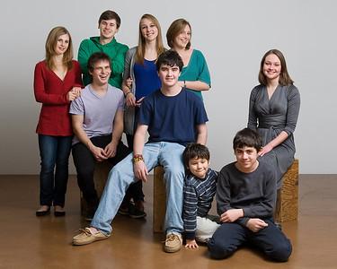 Lloyd/Walker Family