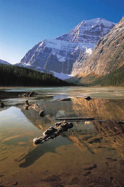 Mount Edith Cavell - Jasper national park, Alberta