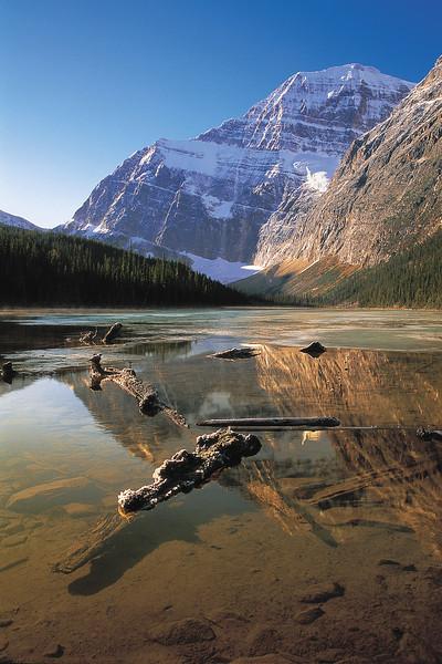 Mount Edith Cavell - Jasper national park, Alberta