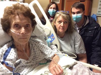 Jeannie in Hospital December 22015