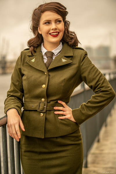 Milly Paris - Agent Carter - MCM London Comic Con - 26th October 2019